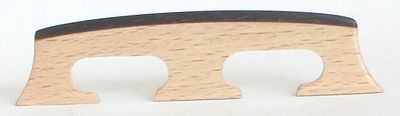 Radiused banjo bridge to get 
